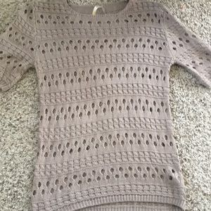 Tops - Crocheted tunic